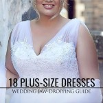 Guide to plus size wedding dresses