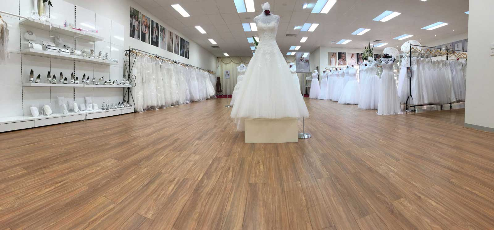 Plus size bridal shops