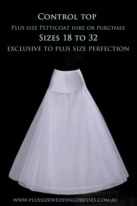 Deb dress Petticoats