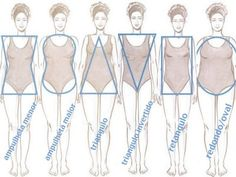 Figure shapes for deb dresses