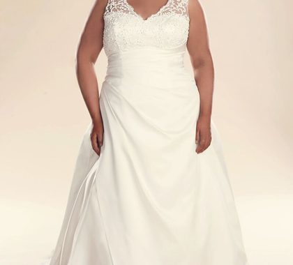 Best A-line wedding dress styles