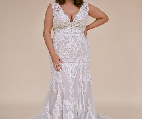 Fitted wedding dresses Alexia