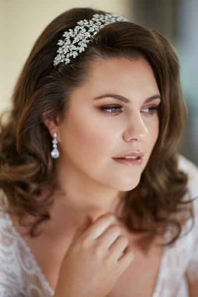 Wedding Headbands in Melbourne