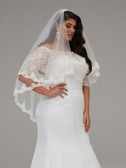 Veils wedding dress accessories